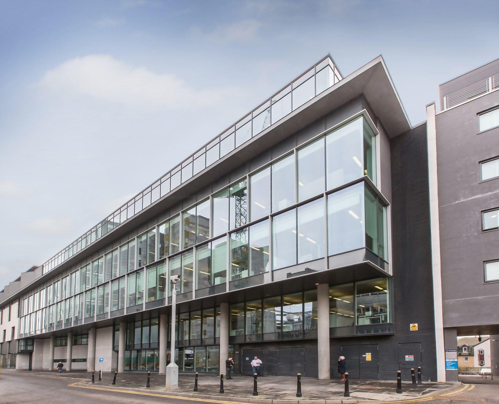 iQ Building, Aberdeen