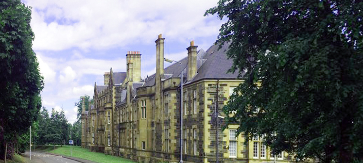 Leverndale Hospital, Glasgow