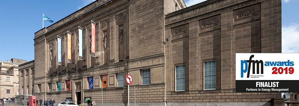 National Library for Scotland. PFM AWARDS